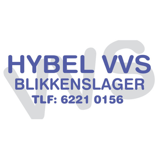 Hybel VVS logo