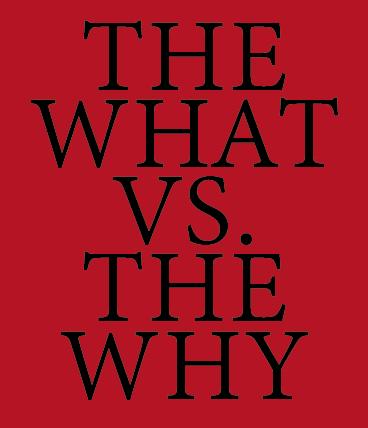 Hvorfor spørgsmål foredrag bog illustration Get Ajour