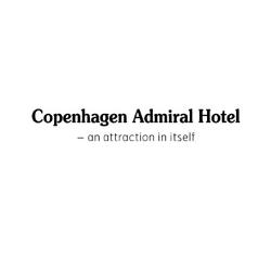 Copenhagen Admiral Hotel logo