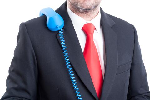 Chefen tager telefonerne blog