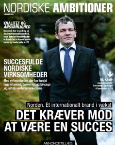 BankNordik magasin Børsen Nordiske Ambitioner Get Ajour