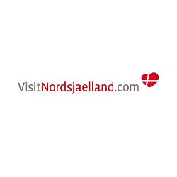 Visit Nordsjælland logo